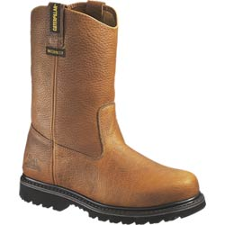 Cat Footwear Men's Edgework Pull-On Waterproof Boot Product Shot