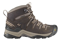 Keen Women's Gypsum Mid Waterproof Hiking Boot Product Shot