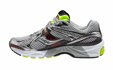 Saucony Men's ProGrid Guide 6 Running Shoe Product Shot