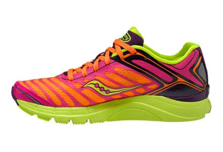 Saucony Women's Kinvara 3 Running Shoe Product Shot