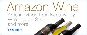 Amazon Wine: Artisan wines from Napa Valley, Washington State and more