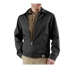 Carhartt Men's Tall Twill Work Jacket Product Shot