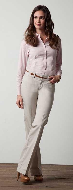 Dockers Women's Metro Trouser Product Shot