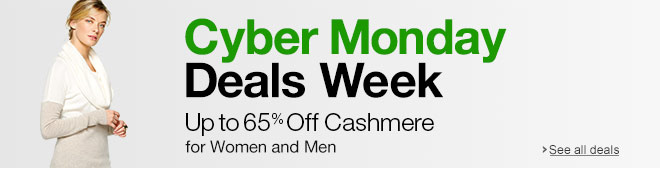 Cyber Monday Deals Up To 65% OFF