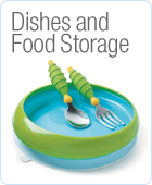 Dishes and Food Storage