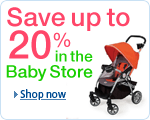 Sales and Deals in the Baby Store