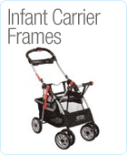 Infant Carrier Frame