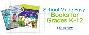 School Made Easy: Books for Grades K-12