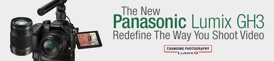 Panasonic Camera Products 2012