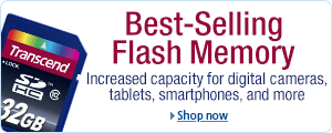 Best-Selling Flash Memory