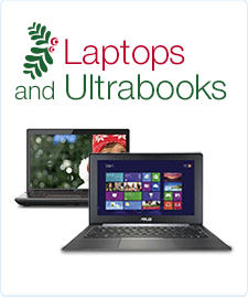 Laptops and Ultrabooks