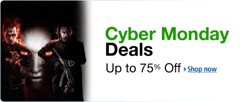 Cyber Monday Deals on PC Downloads