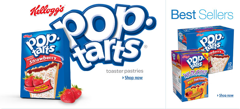 Pop-Tarts Home