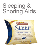 Sleeping & Snoring Aids