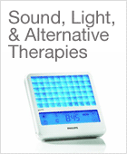 Sound, Light & Alternative Therapies