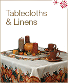 Shop for Tablecloths & Linens