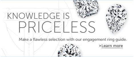 Knowledge is Priceless: Make a flawless selection with our engagement ring guide