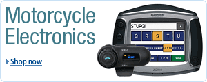 Motorcycle Electronics at Amazon.com
