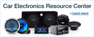 Car Electronics Resource Center