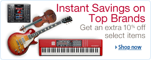 Get an Extra 10% Instant Savings on Top Brands