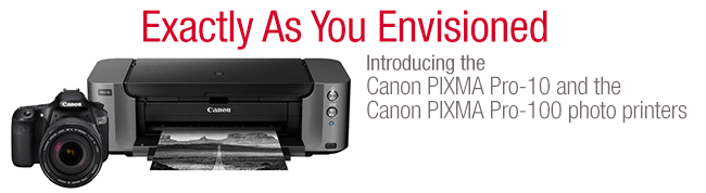 Canon Pro Printers on Amazon.com