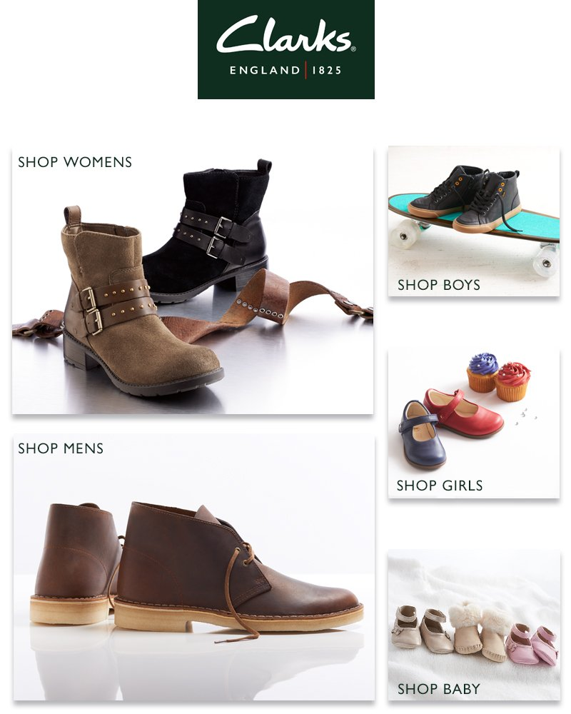 Shop CLARKS Shoes at Amazon.com | Free Shipping and Free Returns on