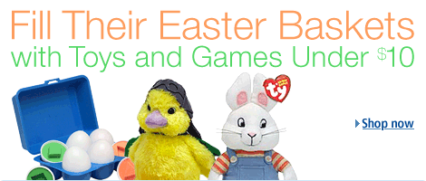 Toys for Easter