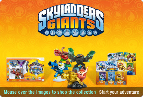 Skylanders Giants Big New Crew Big New Adventure