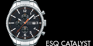 The ESQ Movado Catalyst Collection