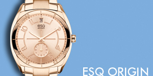 The ESQ Movado Origin Collection