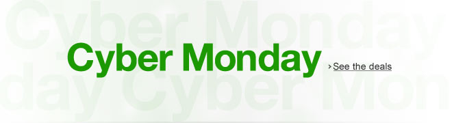 Amazon Cyber Monday Deals 2012