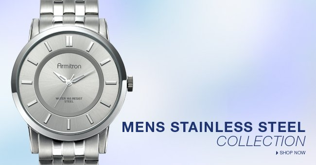 mens stainless steel