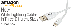 AmazonBasics Lightning Cables