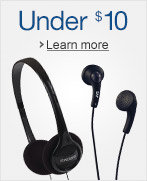 Headphones Under $10