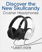 New Skullcandy Headphones