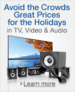 Featured Deals in TV, Video, and Audio