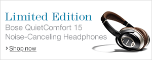 Bose QC 15 Headphones