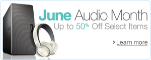June Audio Month