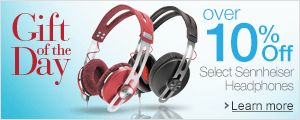 $10% Off Sennheiser Headphones