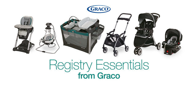 Registry Essentials from Graco