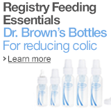 Dr. Brown Registry Essentials