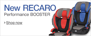 Check out the RECARO Performance BOOSTER