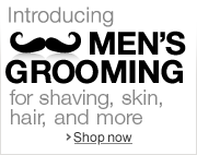Introducing the Mens Grooming Store