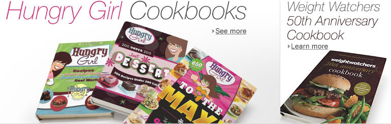 Hungry Girl Cookbooks & Weight Watchers' 50th Anniversary
