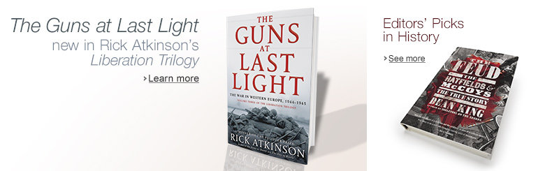 The Guns at Last Light & Best of the Month