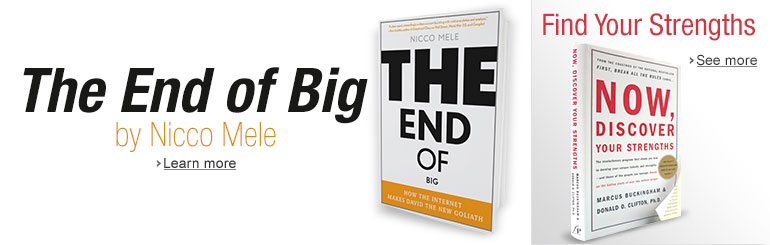 The End of Big & Find Your Strengths