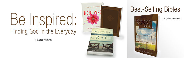 Be Inspired & Best-Selling Bibles