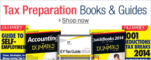 Tax Books and Guides