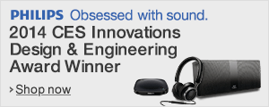 Philips Audio Innovation Winner