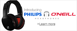 Philips O'Neill Headphones